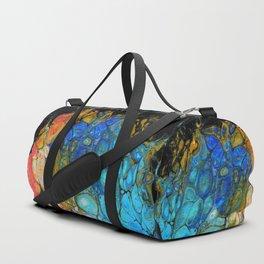 Flames Duffle Bag