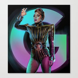 PAWS UP Canvas Print