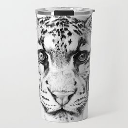 Himalayan Clouded Leopard Travel Mug