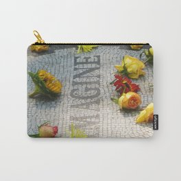 Imagine at Strawberry Fields Carry-All Pouch
