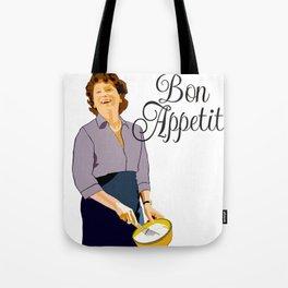 Bon appetit! Tote Bag