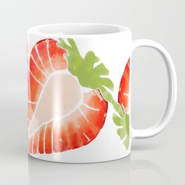 Strawberry Secret Coffee Mug