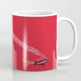 Scuba diving – Embroidered Coffee Mug