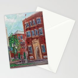 Candy Factory, Manassas Stationery Cards