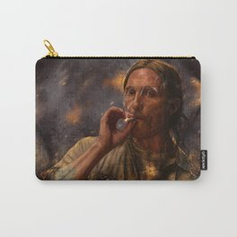 True Detective - Rust Cohle 2014 Carry-All Pouch