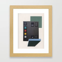 Panel No. 2 Framed Art Print