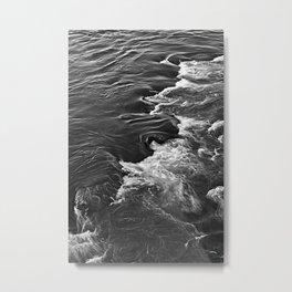 Rushing Waters  Metal Print