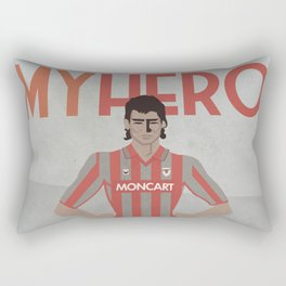 MY HERO - 9 DEZOTTI - ZEROSTILE FACTORY Rectangular Pillow