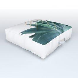Agave geometrics Outdoor Floor Cushion