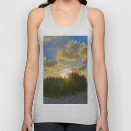 Wish You Were Here Unisex Tank Top