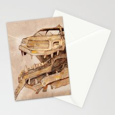 Mechanical Reincarnation Stationery Cards