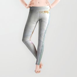 Dance Like Nobody Is Watching (Music to Dance By), A Portrait by Florine Stettheimer Leggings