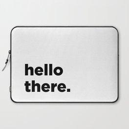Baesic Hello There Laptop Sleeve