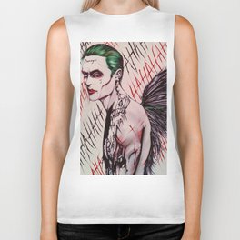 The Angel Joker (Limited Edition) Biker Tank