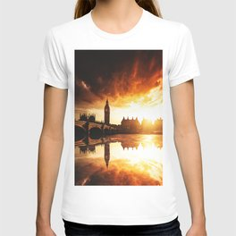 london reflections T-shirt
