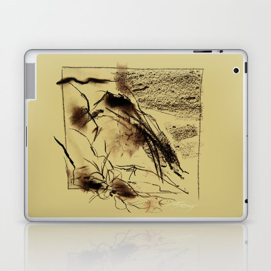 the arrival.iii Laptop & iPad Skin