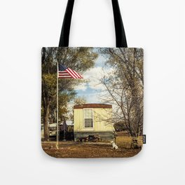 By The Riverside #7 Tote Bag