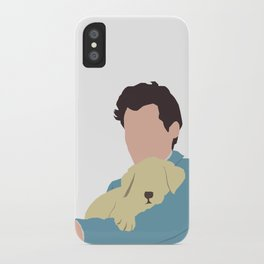 Puppy Harry iPhone Case
