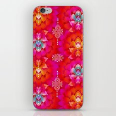 Variations on A Feather IV - Stars Aligned (Firebird Edition) iPhone & iPod Skin