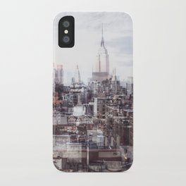 A Layered Empire iPhone Case