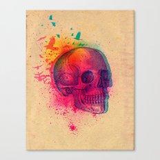 The Fleeting Canvas Print