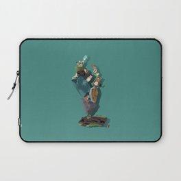 Animals and stones Laptop Sleeve
