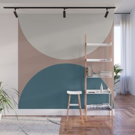 Abstract Geometric 23 Wall Mural