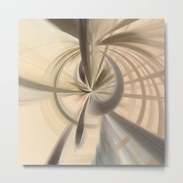 Pathways To Freedom Metal Print