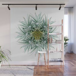 Mandala Pineapple Wall Mural
