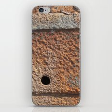 Let me in iPhone Skin