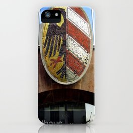 Nuremberg Small Coat of Arms iPhone Case