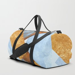 Modern Mountain No5-P3 Duffle Bag