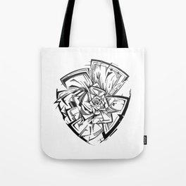 Graff Flower Tote Bag