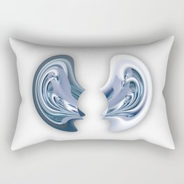 I'm all ears - Abstract illustration Rectangular Pillow