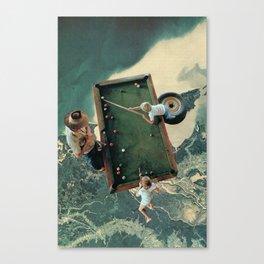 wondersky Canvas Print