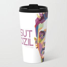 Mesut Ozil WPAP 1 Travel Mug