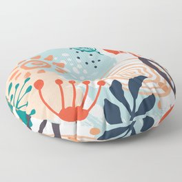 Essence of Spring Floor Pillow