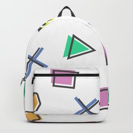 Gaming Pattern Backpack