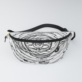 Spiritual View Fanny Pack