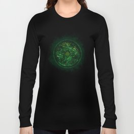 Dragon Mirror Long Sleeve T-shirt