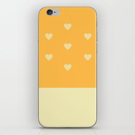 Cantaloupe Love iPhone Skin