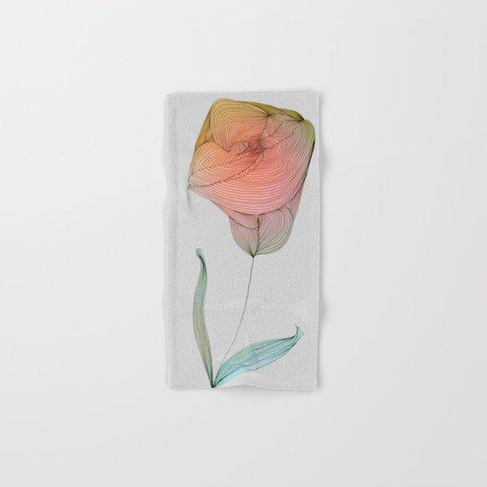 Tulip Hand & Bath Towel