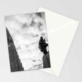 Hallgrímskirkja. Stationery Cards