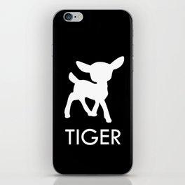 Bambi Tiger iPhone Skin
