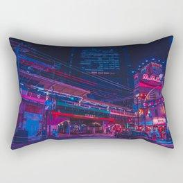 Neo Tokyo Rectangular Pillow
