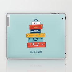 Take me anywhere Laptop & iPad Skin