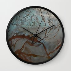Elvish Wall Clock