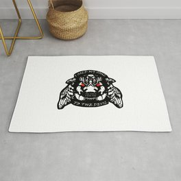 I Sold My Soul to The Devil Graphic Sticker Rug