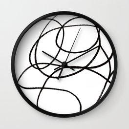 Why Design Matters Artwork Wall Clock