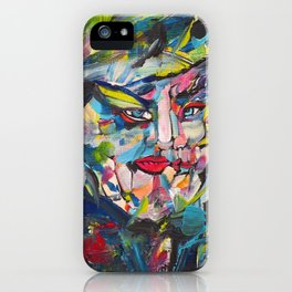 OLIGARCH iPhone Case